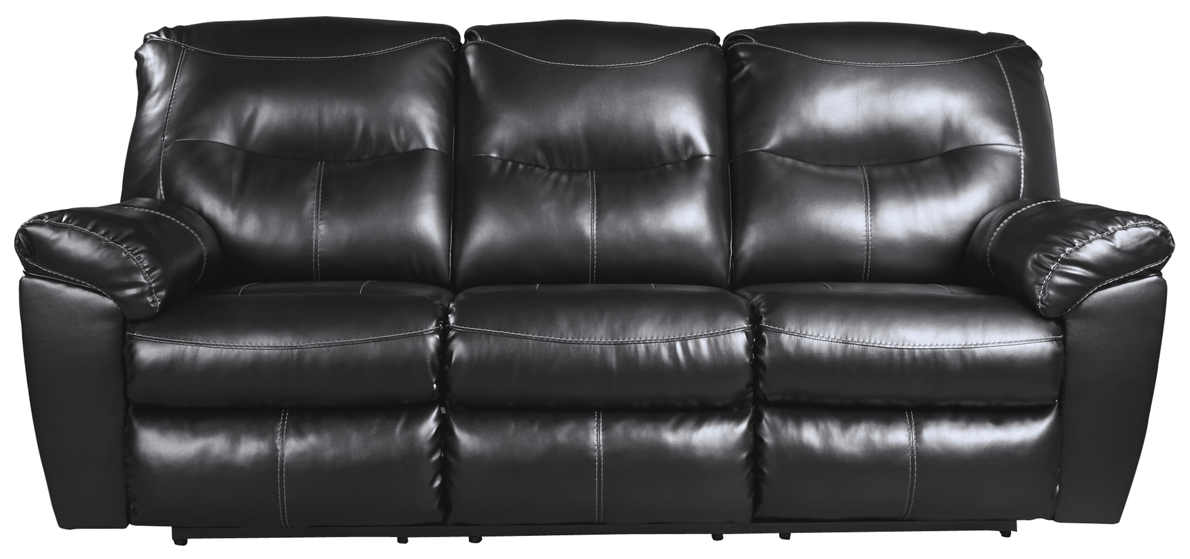 Signature Design by Ashley Kilzer DuraBlend® Reclining Sofa - Item Number: 8470188