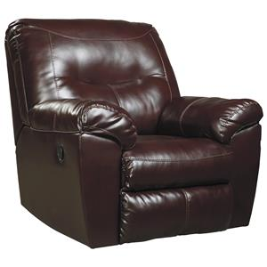 Signature Design by Ashley Kilzer DuraBlend® Rocker Recliner