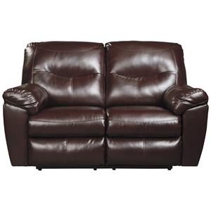 Signature Design by Ashley Kilzer DuraBlend® Reclining Loveseat