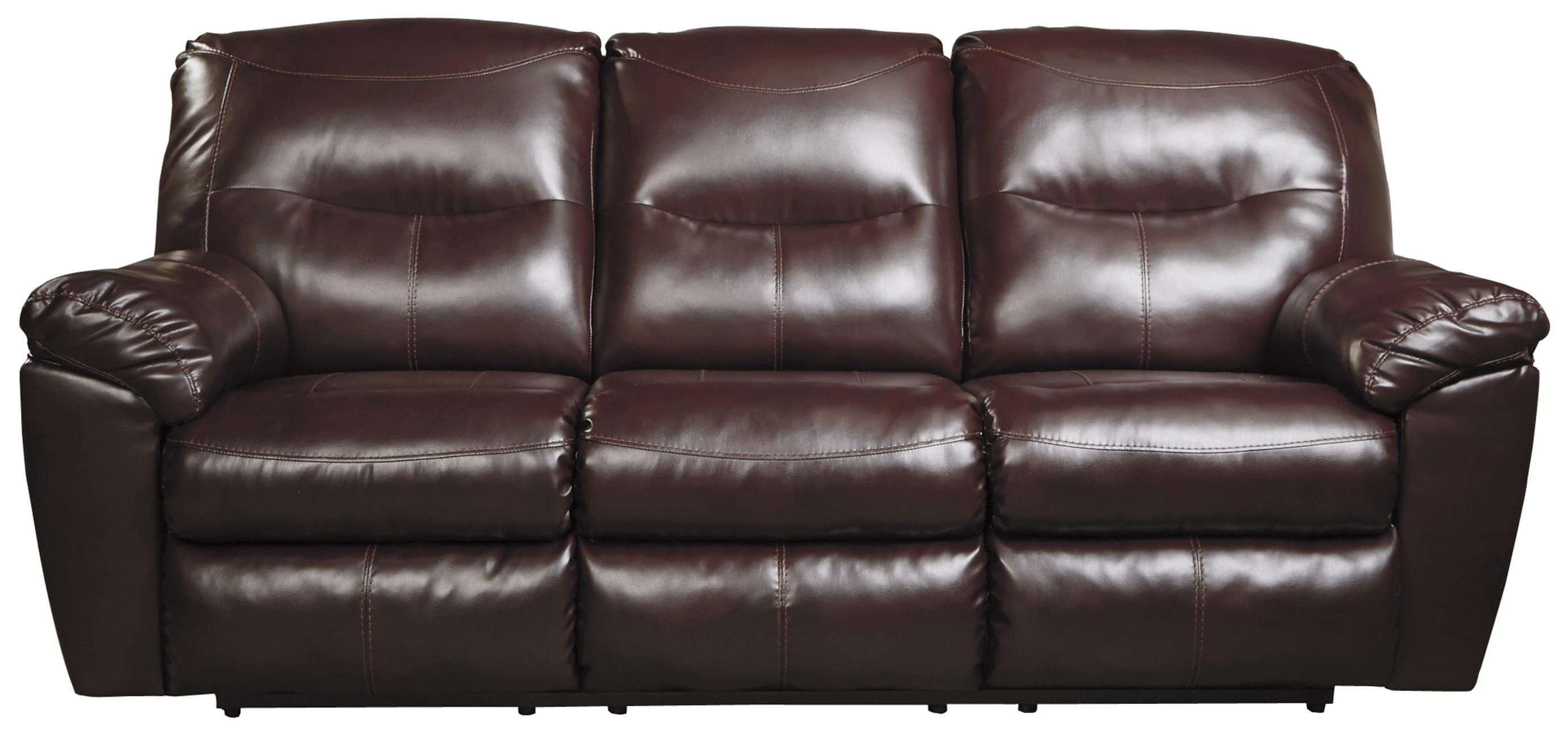 Signature Design by Ashley Kilzer DuraBlend® Reclining Sofa - Item Number: 8470288