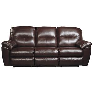 Signature Design by Ashley Kilzer DuraBlend® Reclining Sofa