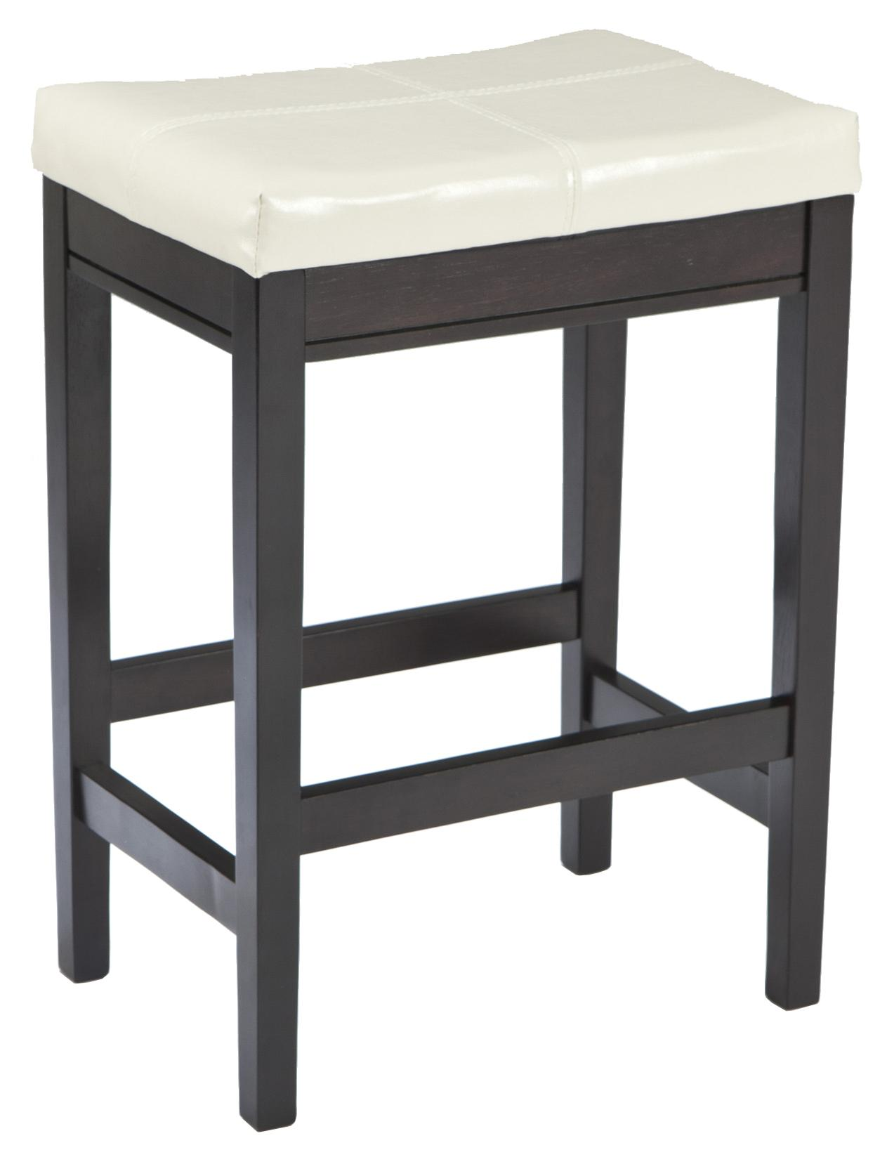 Signature Design by Ashley Kimonte Upholstered Barstool - Item Number: D250-124