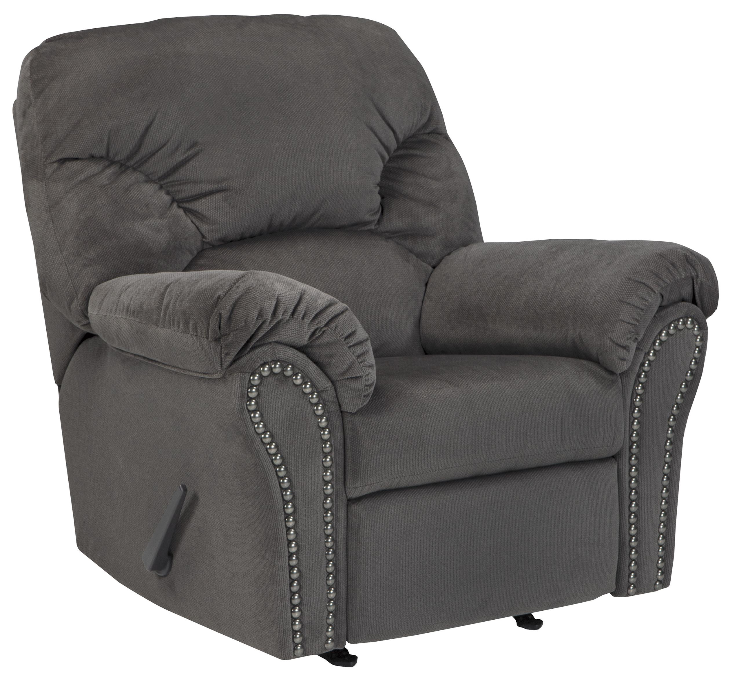Signature Design by Ashley Kinlock Rocker Recliner - Item Number: 3340025