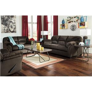 Signature Design by Ashley Furniture Kinlock Stationary Living Room Group