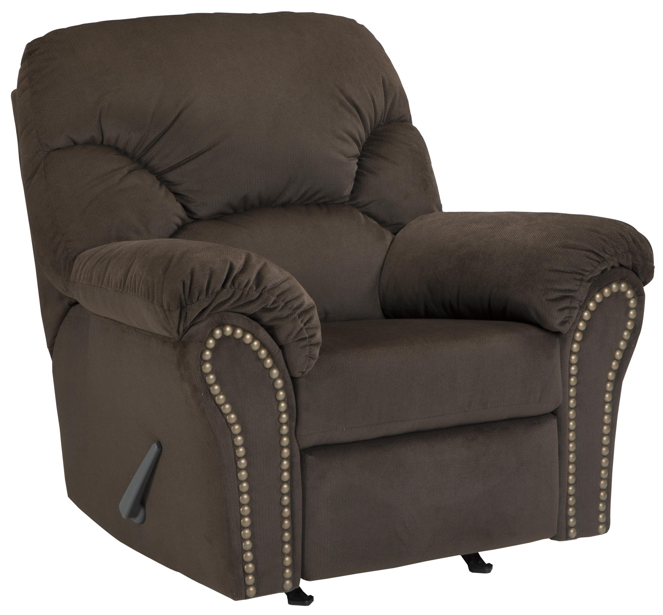 Signature Design by Ashley Kinlock Rocker Recliner - Item Number: 3340125