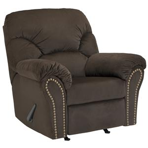Signature Design by Ashley Furniture Kinlock Rocker Recliner