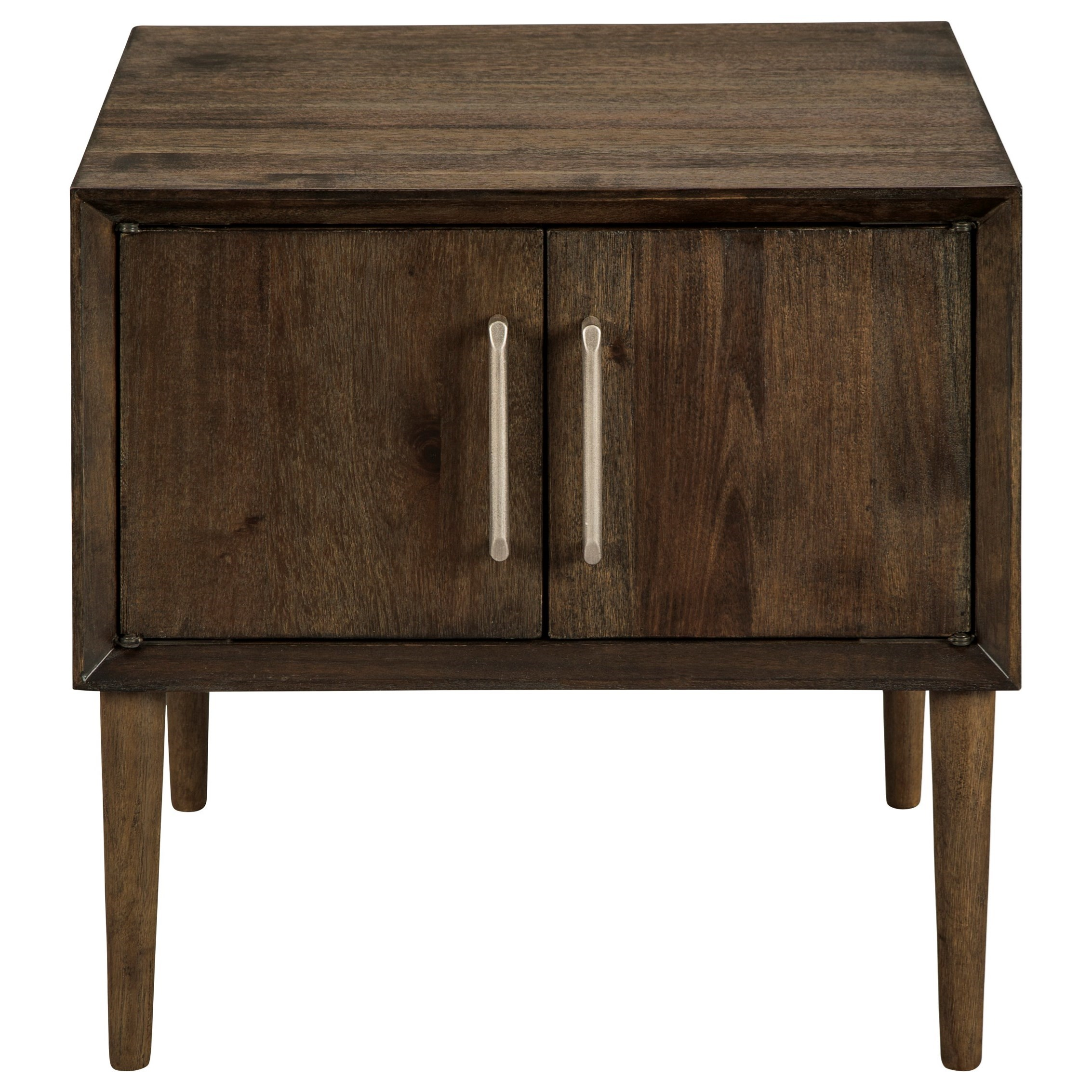 Kisper Rectangular End Table by Ashley (Signature Design) at Johnny Janosik