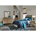 Ashley (Signature Design) Klasholm Twin Bedroom Group - Item Number: B512 T Bedroom Group 3