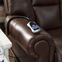 Signature Design by Ashley Kleve Power Lift Recliner with One-Touch Hand Control