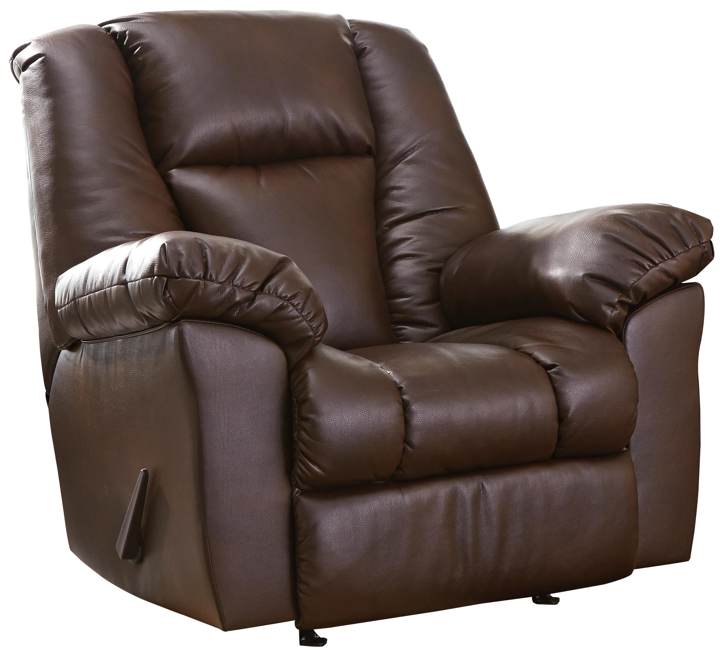 Signature Design by Ashley Knoxton Rocker Recliner - Item Number: 6050725