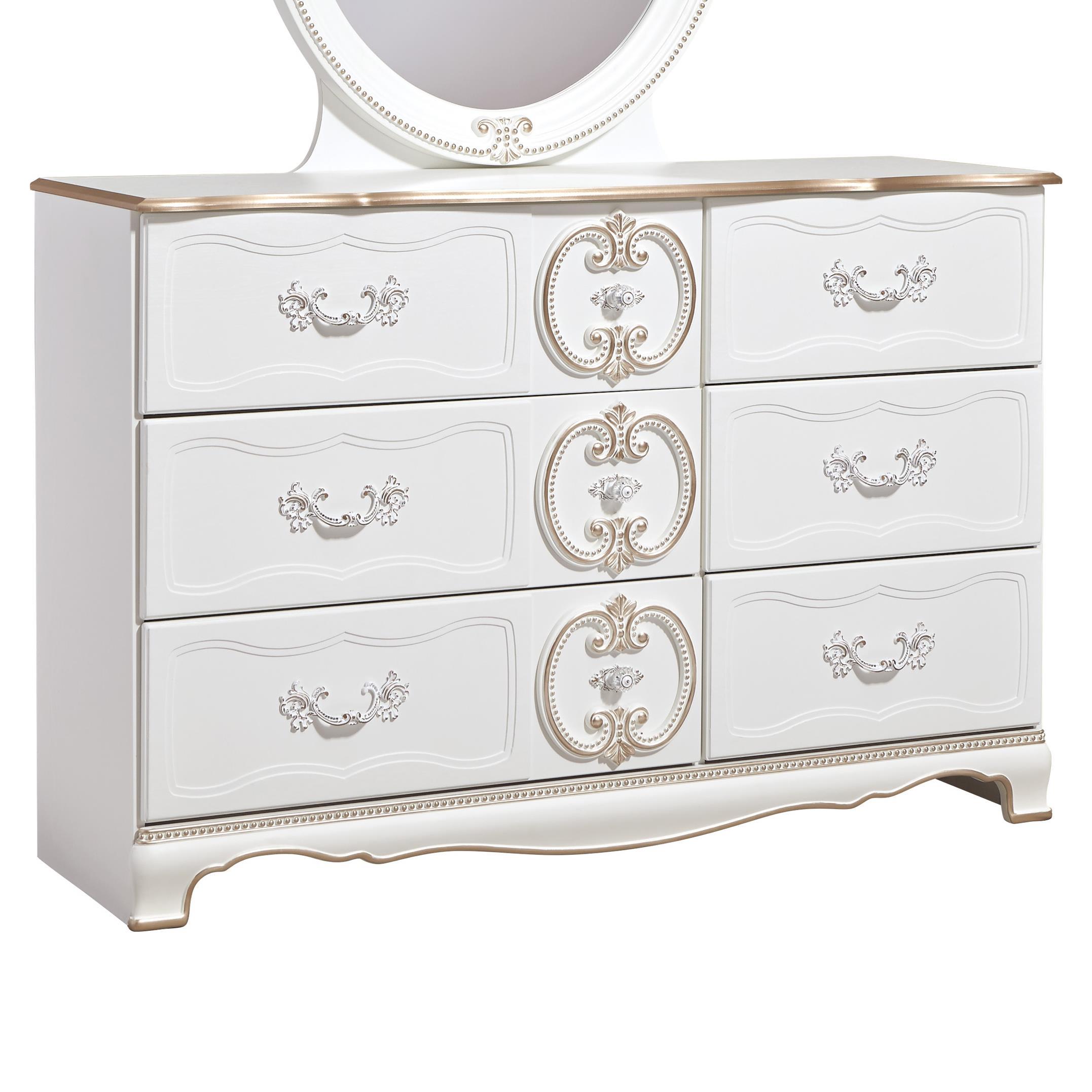 Signature Design by Ashley Korabella Dresser - Item Number: B355-21