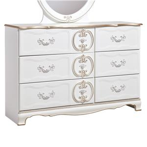 Signature Design by Ashley Korabella Dresser