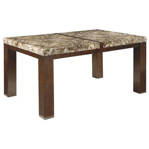 Signature Design by Ashley Furniture Kraleene Rectangular Dining Room Table