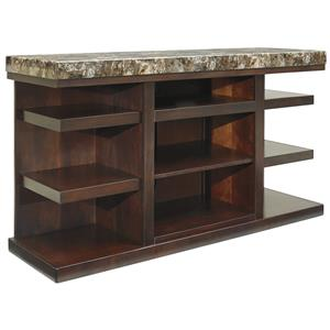 Signature Design by Ashley Kraleene Large TV Stand