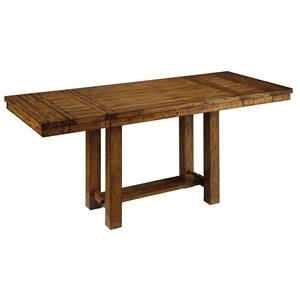 Signature Design by Ashley Furniture Krinden Rectangular Counter Extension Table