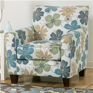 Signature Design by Ashley Furniture Kylee - Spa Accent Chair