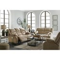 Signature Design by Ashley Labarre Reclining Living Room Group - Item Number: 81403 Reclining Living Room Group 2