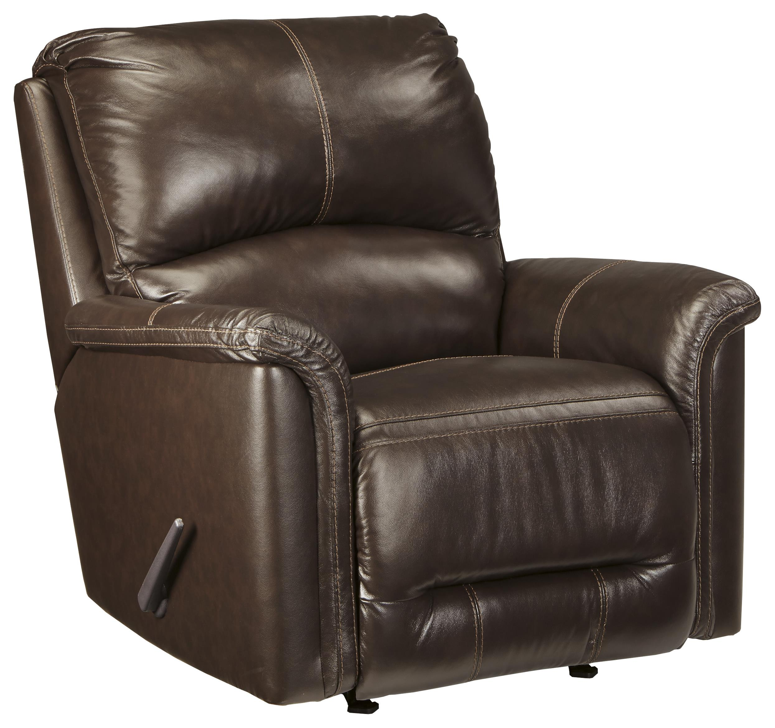 Signature Design by Ashley Lacotter Rocker Recliner - Item Number: 8660025