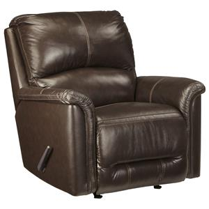 Signature Design by Ashley Lacotter Rocker Recliner