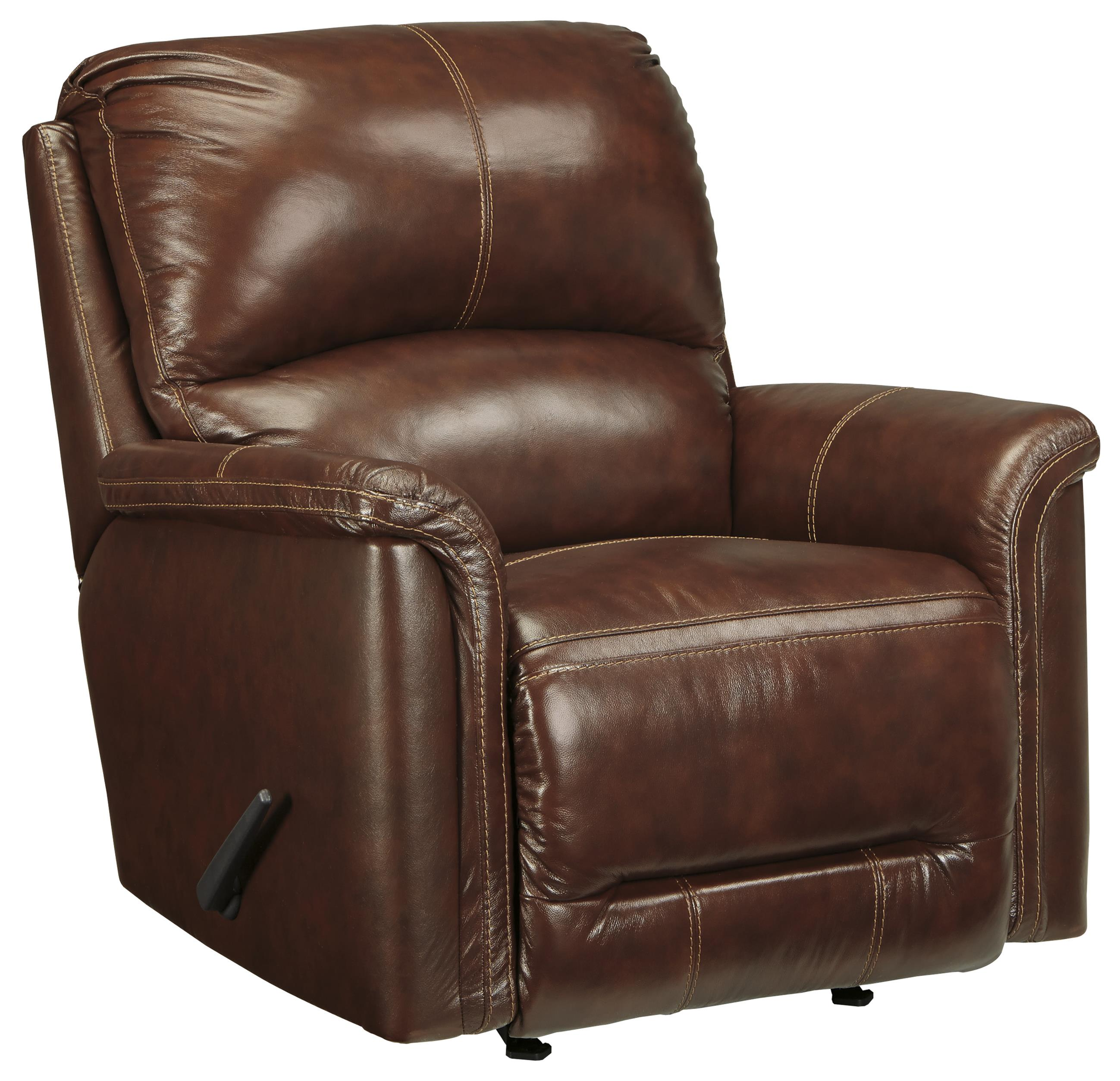 Signature Design by Ashley Lacotter Rocker Recliner - Item Number: 8660125