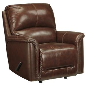 Ashley Signature Design Lacotter Rocker Recliner