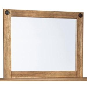 Ashley Signature Design Ladimier Bedroom Mirror