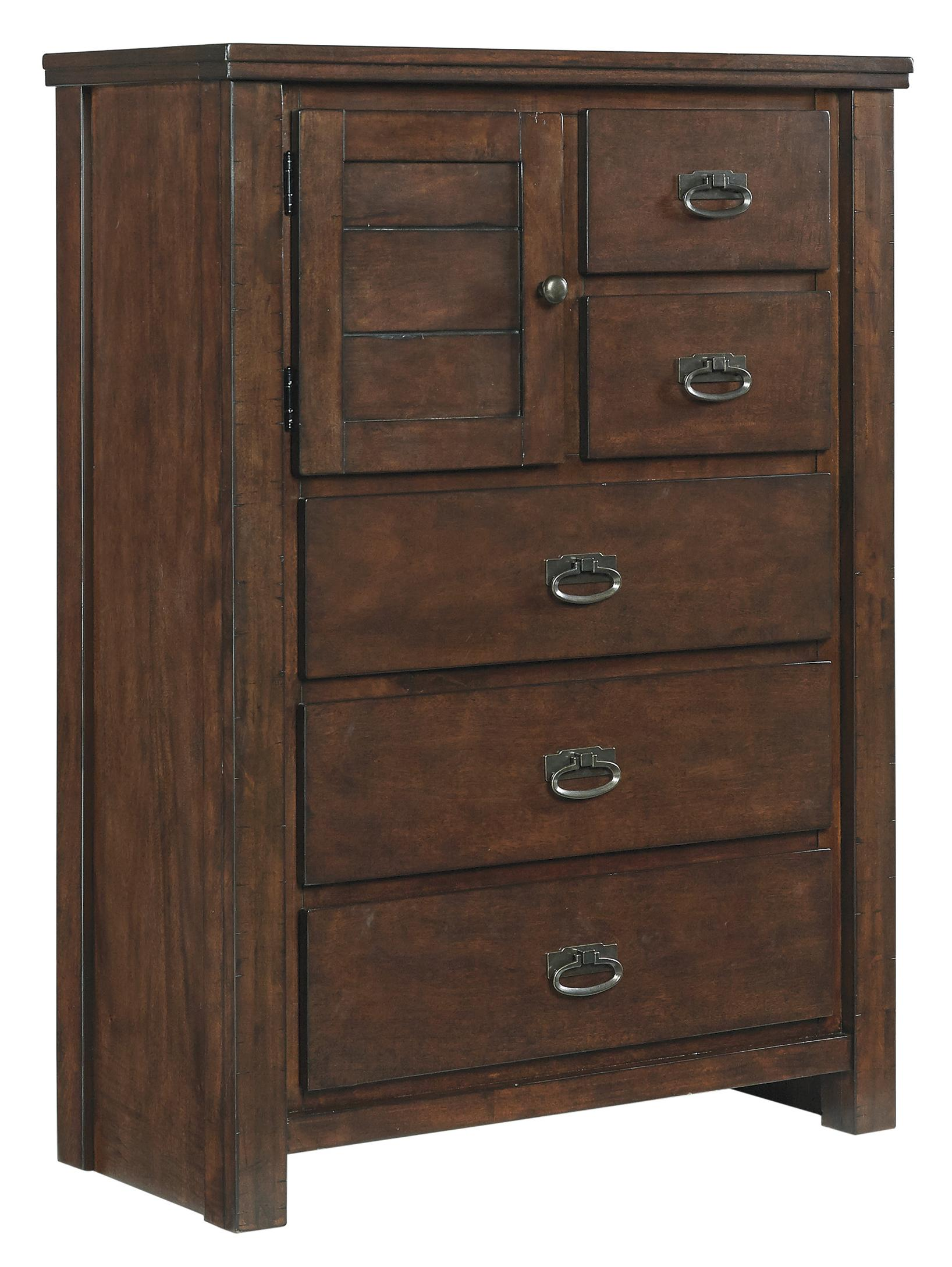Signature Design by Ashley Ladiville Chest - Item Number: B567-45