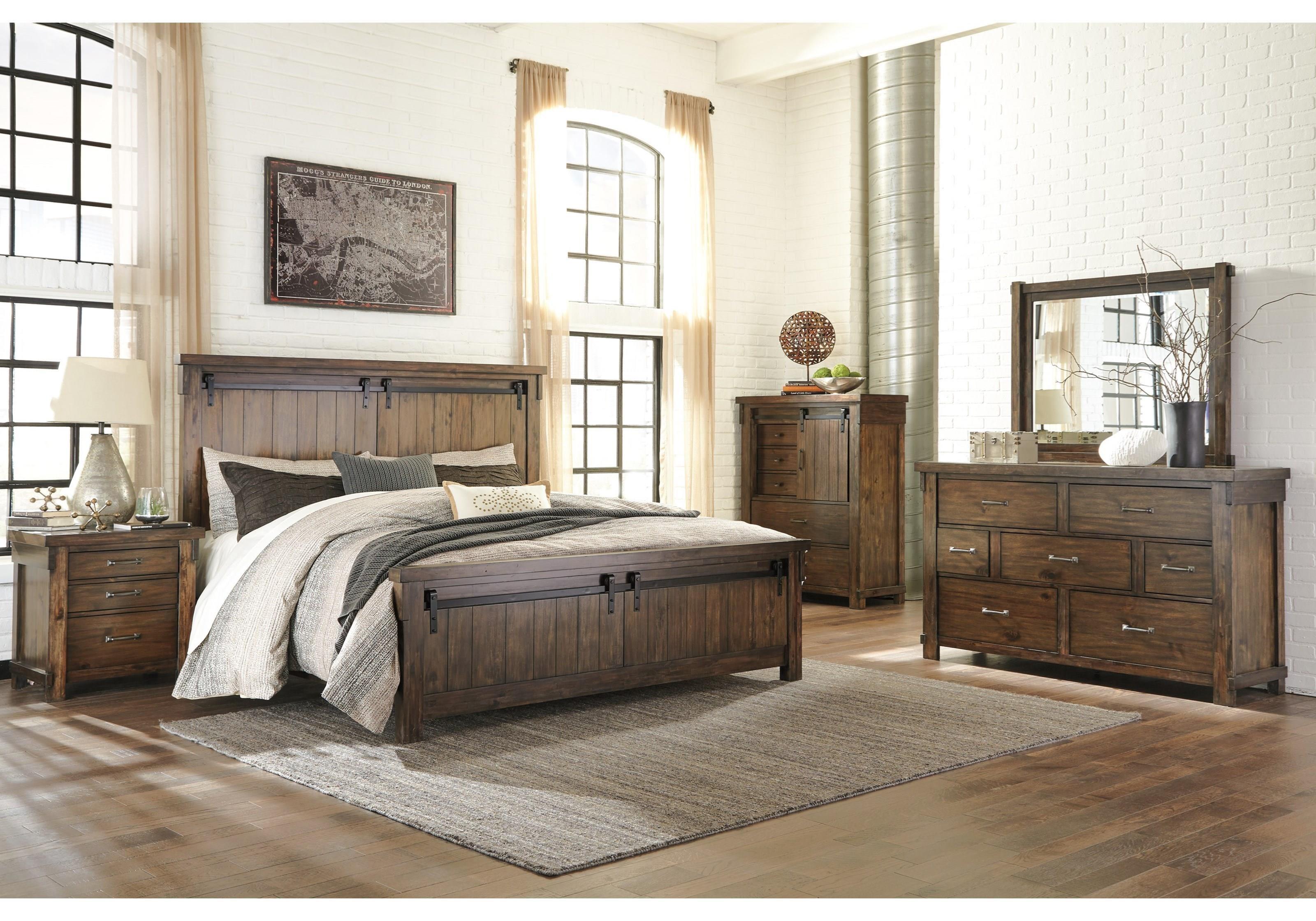 4-Piece King Bedroom Set