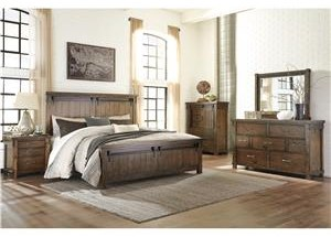 Signature Design by Ashley Lakeleigh 4-Piece King Bedroom Set