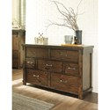Signature Design by Ashley Lakeleigh Dresser with 7 Drawers