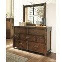 Signature Design by Ashley Lakeleigh Bedroom Mirror