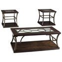 Signature Design by Ashley Lamink Occasional Table Set - Item Number: T095-13
