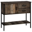 Signature Design by Ashley Lamoney Accent Cabinet - Item Number: A4000235
