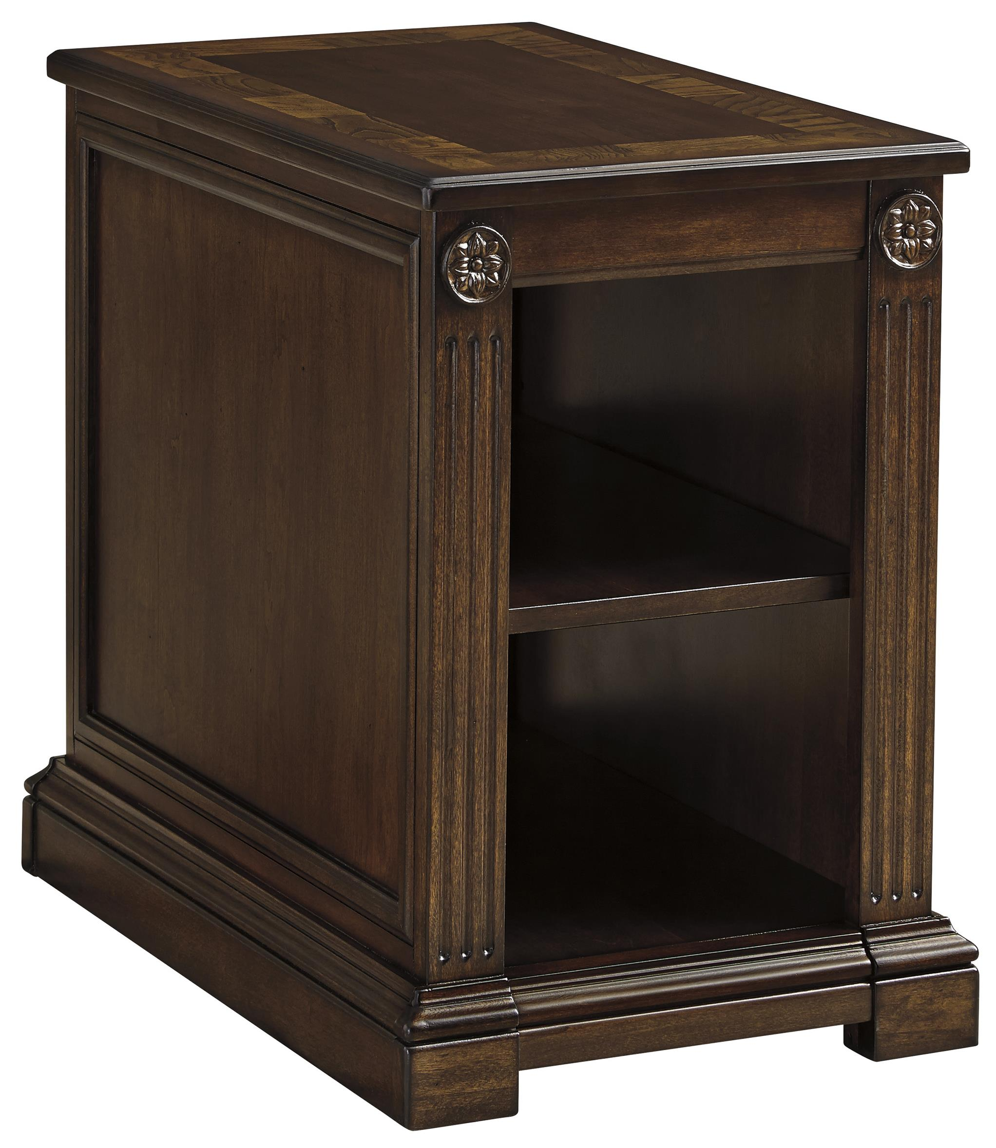Signature Design by Ashley Lamonte Chair Side End Table - Item Number: T868-7