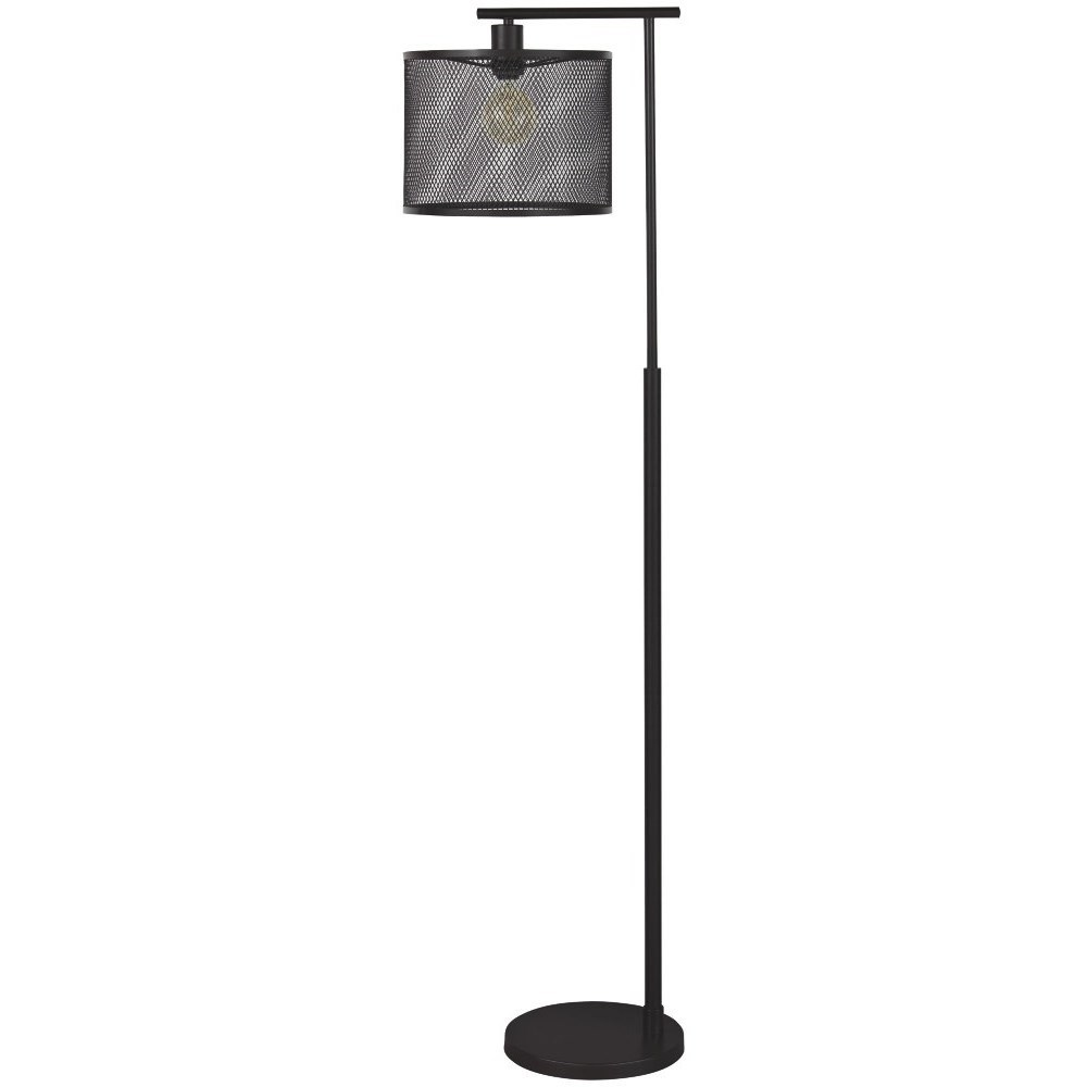 Nolden Bronze Finish Metal Floor Lamp