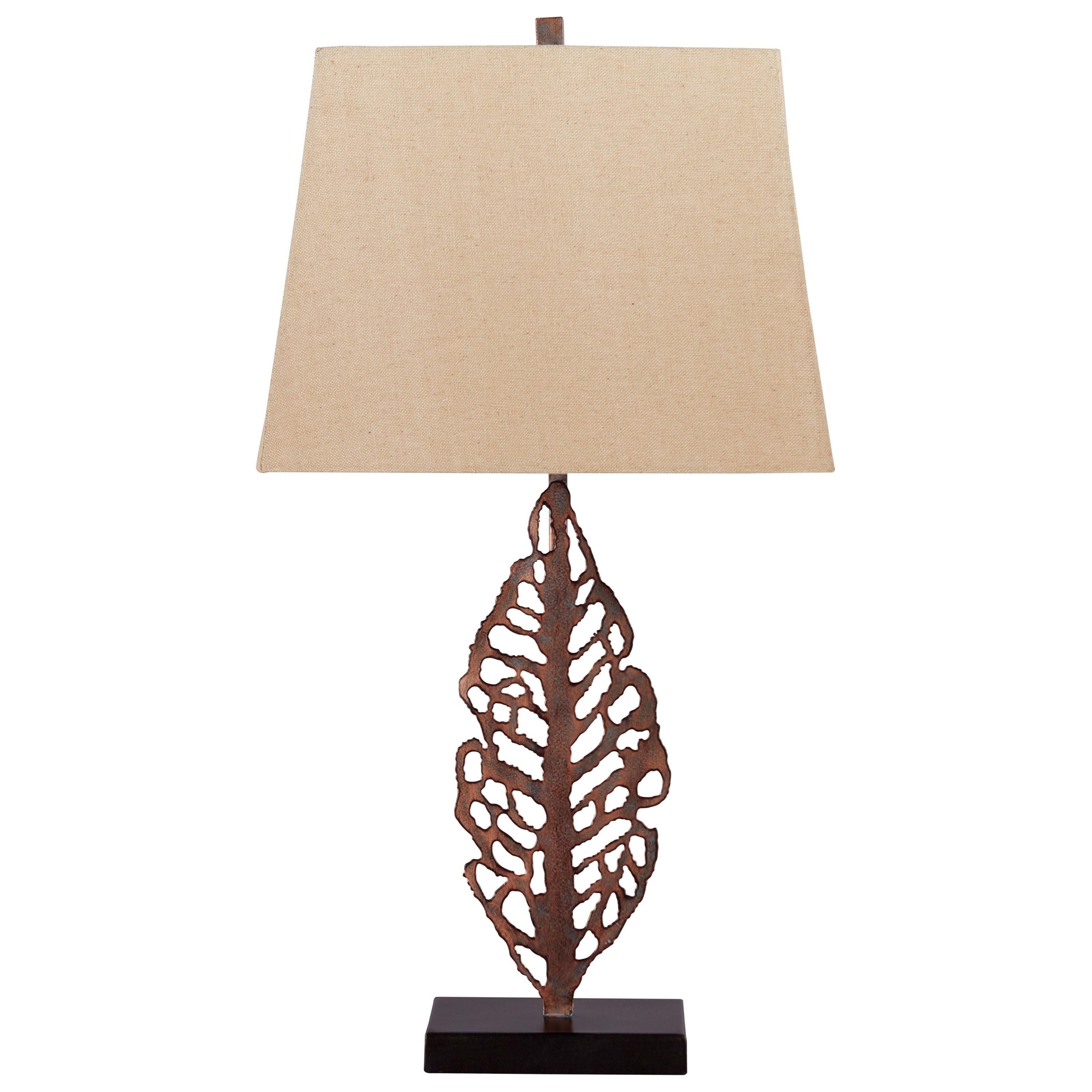 Set of 2 Jolisa Metal Table Lamps