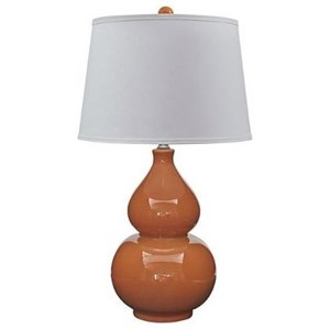 Signature Design by Ashley Lamps - Contemporary Saffi Table Lamp