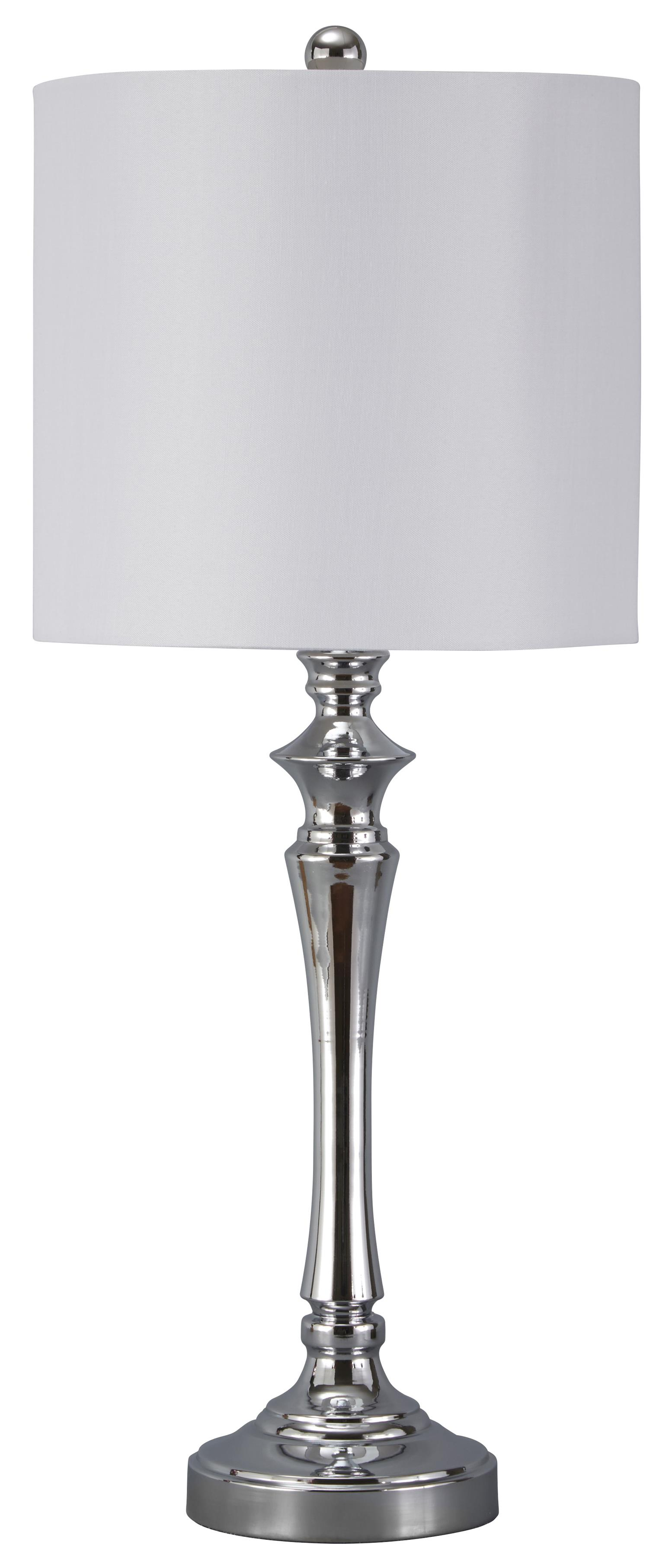 Set of 2 Taji Metal Table Lamps