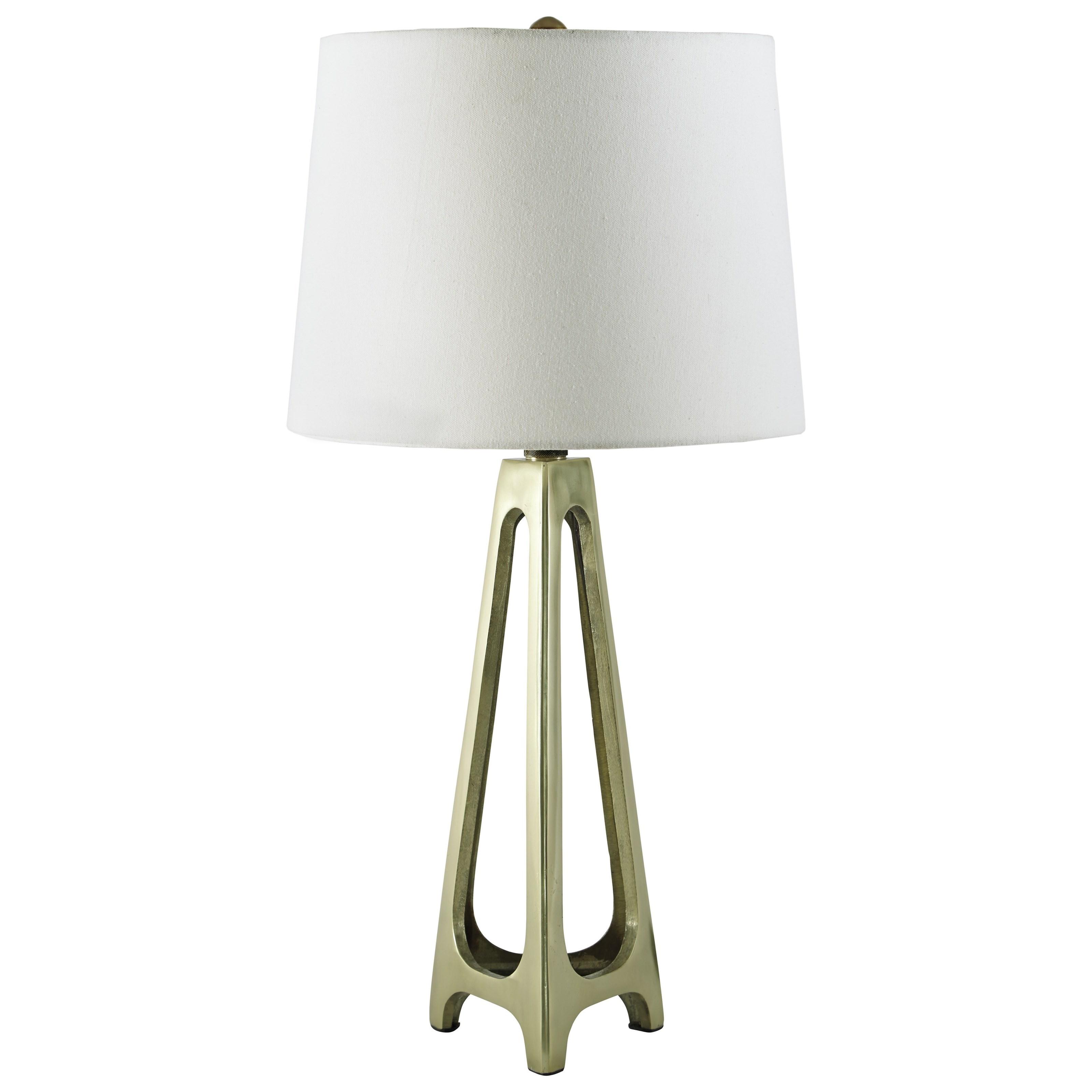 Set of 2 Howard Metal Table Lamps