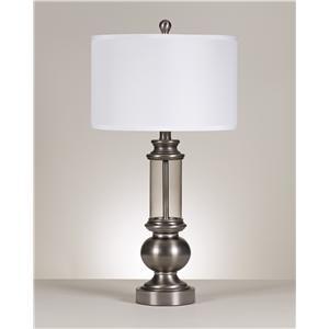 Rosaleen Metal Table Lamp