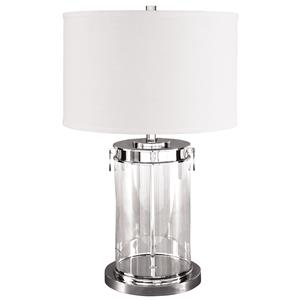 Tailynn Glass Table Lamp