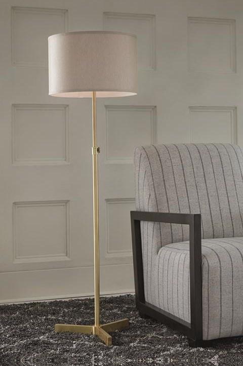 Laurinda Metal Floor Lamp
