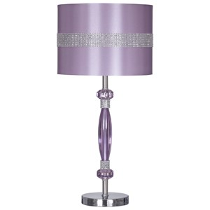 Signature Design by Ashley Lamps - Contemporary Nyssa Metal Table Lamp