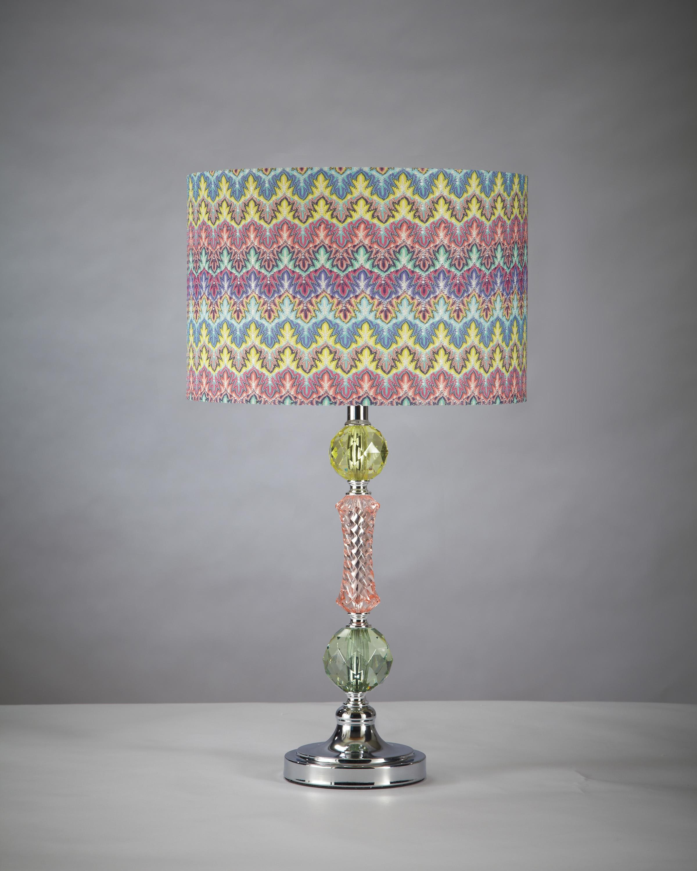 Signature Design by Ashley Lamps - Contemporary Starla Acrylic Table Lamp - Item Number: L849714