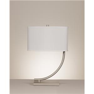 Signature Design by Ashley Furniture Lamps - Metro Modern Phebe Table Lamp