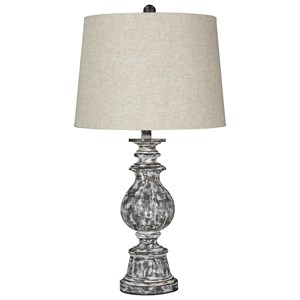 Set of 2 Macawi Antique Brown Table Lamps