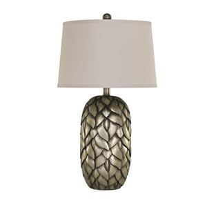 Signature Design by Ashley Furniture Lamps - Vintage Style Sharalin Poly Table Lamp
