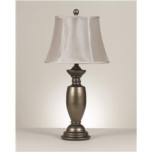 Ruth Metal Table Lamp