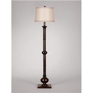 Signature Design by Ashley Lamps - Traditional Classics Oakleigh Metal Floor Lamp