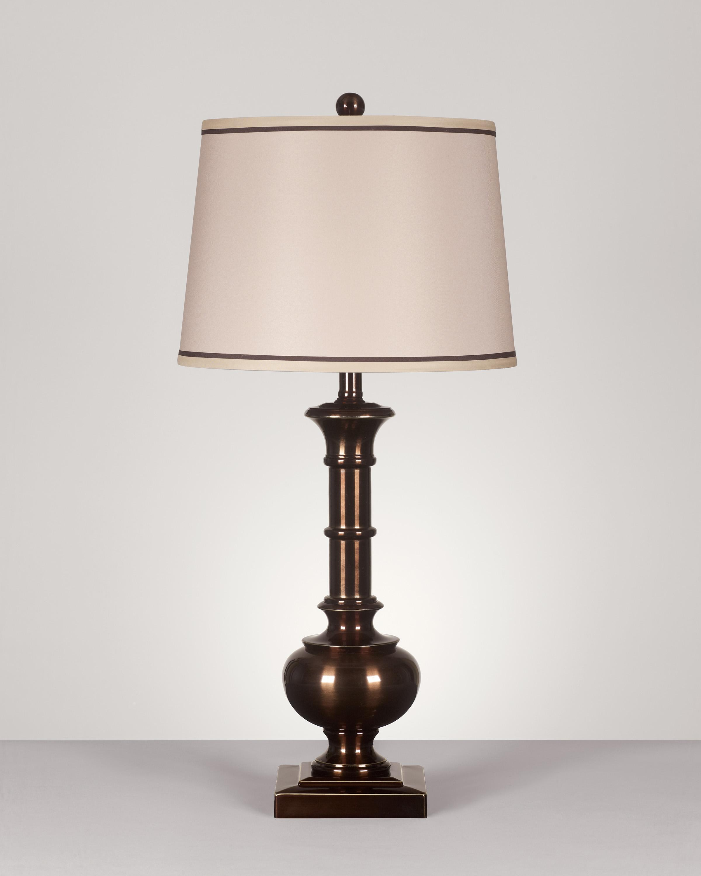 Signature Design by Ashley Lamps - Traditional Classics Set of 2 Oakleigh Metal Table Lamps - Item Number: L207944